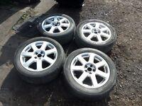 VW GOLF MK4 GTI ALLOY WHEEL 16 INCH
