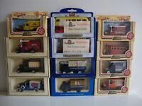 12 BOXED MOTOR VEHICLES
