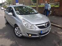 Vauxhall Corsa 1.2 i 16v Design 5dr (a/c) NW SHAPE+MOT READ AD!!