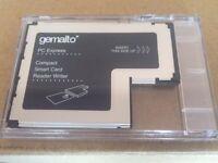 GEMALTO PC EXPRESS COMPACT SMART CARD READER WRITER