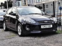 2012 Ford Focus 1.0 SCTi EcoBoost Zetec 5dr --- Manual --- Part Exchange Welcome --- Drives Good