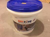 Dryzone Dryshield Cream - 5L - Half Left