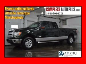 2012 Ford F-150 XLT 4x4 Ecoboost 3.5L Supercab *Boite 8 pieds
