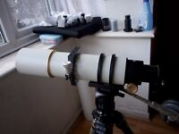 90mmx500mm Refractor Astronomical Telescope OTA