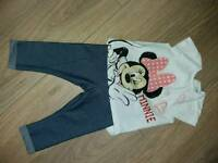 Disney girls out fit brand new with out tags