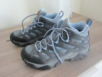 ***~~~*** Merrell hiking boots in excellent condition, size 37EU/5UK, high quality ***~~~***