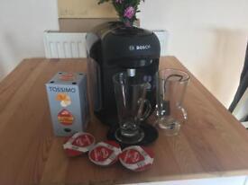 Tassimo by Bosch Vivy 2 Coffee Machine - Black