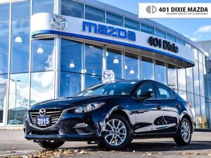 2015 Mazda Mazda3 Sport GS, ONE OWNER, NO ACCIDENTS,FINANCE AVAI