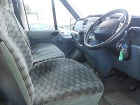 FORD Transit Torneo 110 T330M FWD, 9 Seats, 2.2 Diesel
