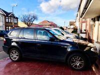 BMW X3 2.5i SE 5 door