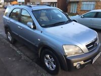 Kia Sorrento XS 2005 2.5 Diesel Manual