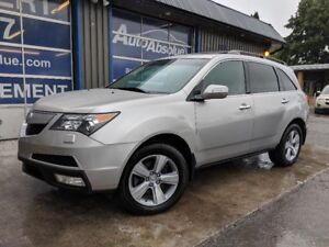 2011 Acura MDX 7 places + Caméra