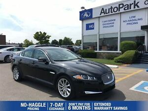 2012 Jaguar XF Luxury| Nav| Sunoof| Heated seats| Bluetooth