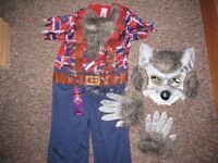 Halloween kids costume *as new*