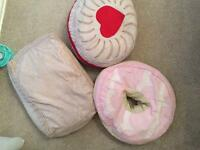Sass and belle biscuit cushions used but good condtion