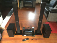 Pioneer vsx-s300 With 5.2 Speaker Setup