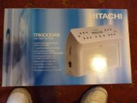 Hitachi DAB Radio, Model: TRKIOODAB Table top Radio Boxed as new