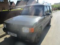 LANDROVER DISCOVERY 300TDI 12MONTHS MOT*** £1000
