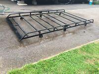 Transit Rhino roof rack 2001-2013