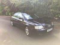 AUDI A6 2.4 AUTO SE CVT 2005 1 OWNER FROM NEW YEAR MOT BARGAIN