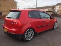 Volkswagen Golf 1.4s 2007 (gti Repilca) not r32 gsi vxr tdi cupra r wrx 335d 320d