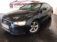 AUDI A5 2.0 TDI SE 2dr (black) 2013