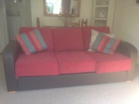 3 Seater Large Sofa Bed - self assembly