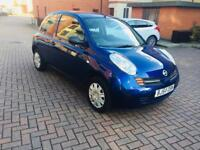NISSAN MICRA 2005/05 1.2 L ENGINE HPI CLEAR/ note polo golf Yaris or corsa
