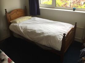 Relyon Storabed from John Lewis twin singles converts to double bed