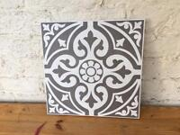 Devon Stone Grey tiles