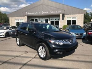 2014 Nissan Murano SV AWD TOIT PANORAMIQUE