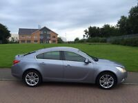 2009 VAUXHALL INSIGNA 1.9 CDTI SRI EXCLUSIVE / MAY PX OR SWAP