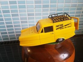Only Fools and Horses model radio van