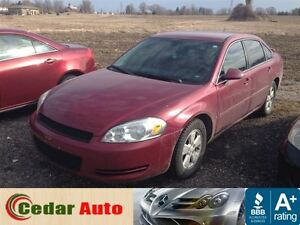 2006 Chevrolet Impala LS - Managers Special - Was $5988