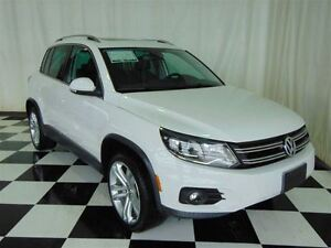 2012 Volkswagen Tiguan Highline AWD  *R-Line *  Moonroof * Leath