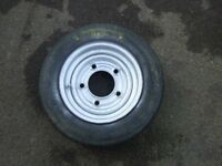 IFOR WILLIAMS SPARE WHEEL WITH GOOD TYRE