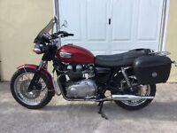 Triumph bonneville 800 2004