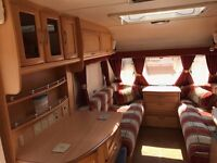 2 Berth Rallye compass 2001 Excellent condition for year. Everything you need to hook up & go