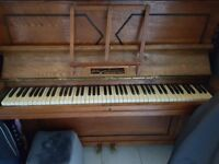 Piano- free for collection