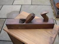 A vintage wooden carpenters pane.