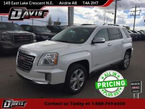 2017 GMC Terrain SLT NAVIGATION, SUNROOF, AWD, REAR VISION CA...