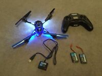 Rc Traxxas alias quadcopter in great condition great fun