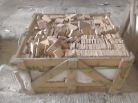 The tiles are Terracotta tiles various sizes