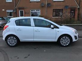 Vauxhall corsa 1.2 energy 5 door 2013