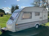 1995 Sprite Continental 450, 5 berth. Very good condition, no damp, as new inside
