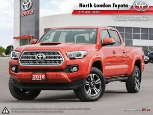 2016 Toyota Tacoma SR5 Great resale value, and tow up to 6800...