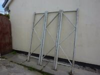 PALLET RACKING HEAVY DUTY SUIT COMMERCIAL USE OR GARAGE LOCK UP ETC