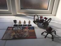 Lego Star Wars - 7670 Halfire Droid
