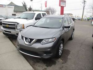 2015 Nissan Rogue S  AWD  CPO Unit  Bluetooth  Cruise