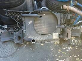 Radiator Mercedes Vito W639